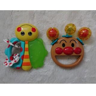 サッシー(Sassy)の赤ちゃん おもちゃ(サッシー、アンパンマン)(がらがら/ラトル)