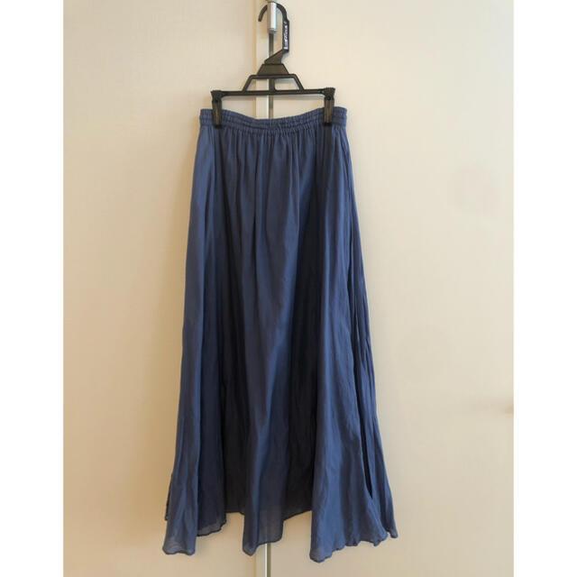 IENA(イエナ)のnao様専用 IENA コットンボイルカード レディースのスカート(ロングスカート)の商品写真