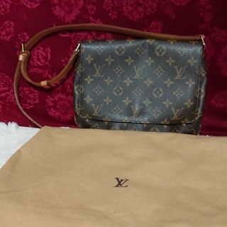 LOUIS VUITTON - 確実本物  正規品  ルイヴィトン  ミュゼットタンゴ