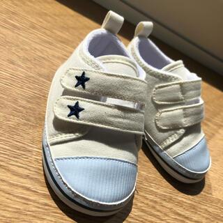 ニシマツヤ(西松屋)のベビー靴 12.5 美品(スニーカー)