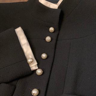 CHANEL - シャネル パールボタン スーツ