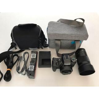 Canon - キヤノン EOS M5 22mm と55-200mm STMレンズセット