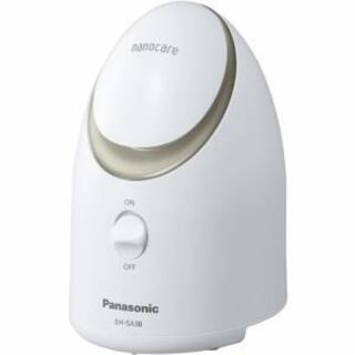 Panasonic - 新品 未開封 EH-SA3B-N スチーマー コンパクト ゴールド調