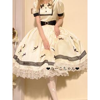 Angelic Pretty - Fair Lady ワンピース3点セット クラロリ しゅくれどーる ロリィタ