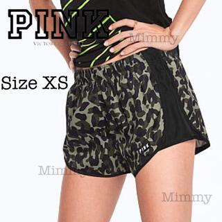 ヴィクトリアズシークレット(Victoria's Secret)のPINK♡ショートパンツ♡レオパード(ショートパンツ)