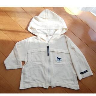 ドッグデプト(DOG DEPT)のDog Dept kid's ベビー服パーカー 80サイズ(ジャケット/コート)