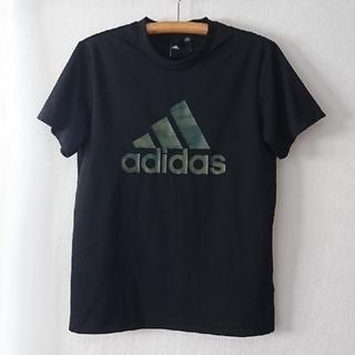 adidas - adidas CLIMALITE ꕤ 半袖 スポーツシャツ メンズ Lサイズ