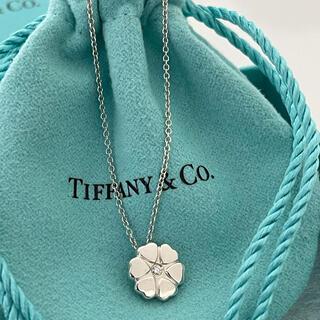 Tiffany & Co. - 【新品未使用】ティファニー ハートダイヤ ネックレス