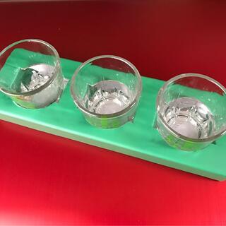 チャミスル ショットグラス 3個(食器)