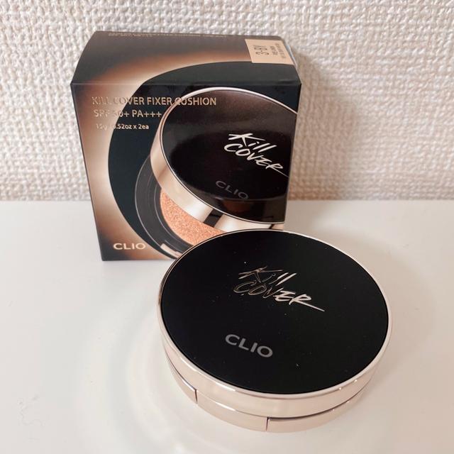 クリオ キルカバーフィクサークッション 本体 コスメ/美容のベースメイク/化粧品(ファンデーション)の商品写真