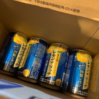 サッポロ(サッポロ)のサッポロ レモン・ザ・リッチ 特製レモン 350ml×12本(リキュール/果実酒)