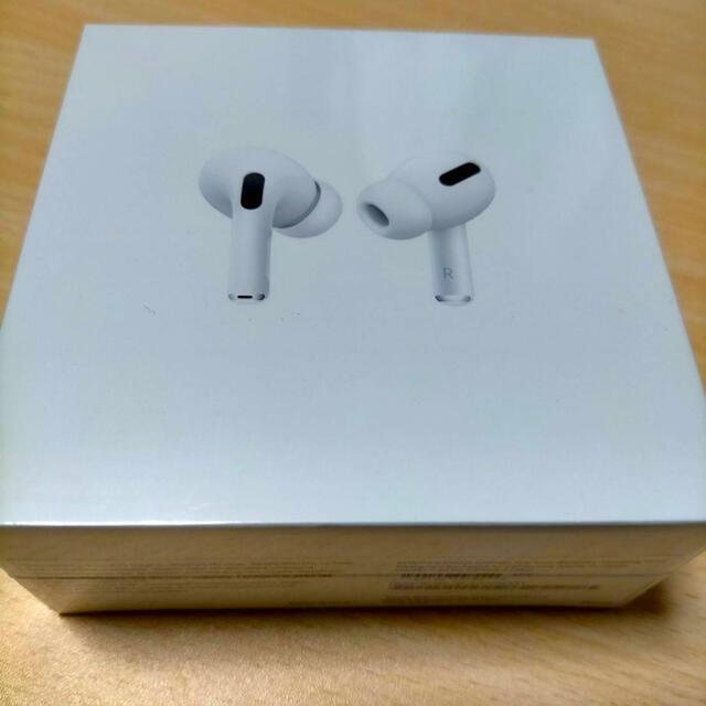 Apple(アップル)の国内正規品 エアポッツプロ AirPods Pro スマホ/家電/カメラのオーディオ機器(ヘッドフォン/イヤフォン)の商品写真