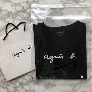 agnes b. - 新品 アニエスベー Tシャツ Lサイズ