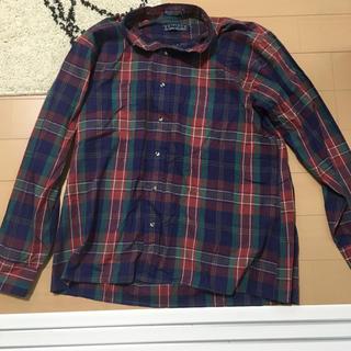 ダブルクローゼット(w closet)のビックシャツ(シャツ)