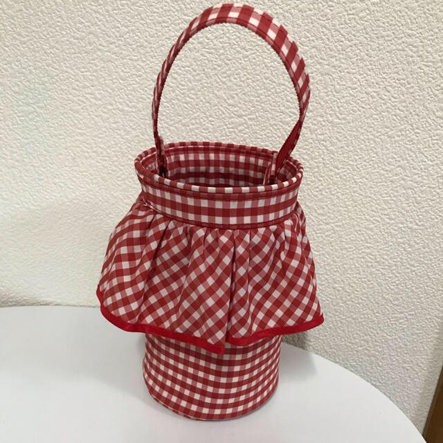 LUDLOW(ラドロー)のセツコサジテール マイクロシティ ギンガムチェック  レディースのバッグ(ショルダーバッグ)の商品写真