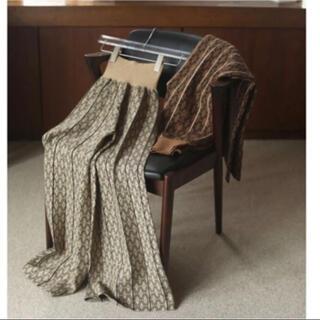 TODAYFUL - トゥデイフル   Pattern Knit Leggings