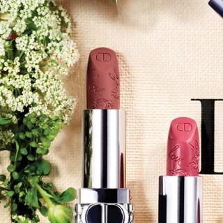 Christian Dior - ルージュ ディオール  100  ヌードルックマット  母の日限定