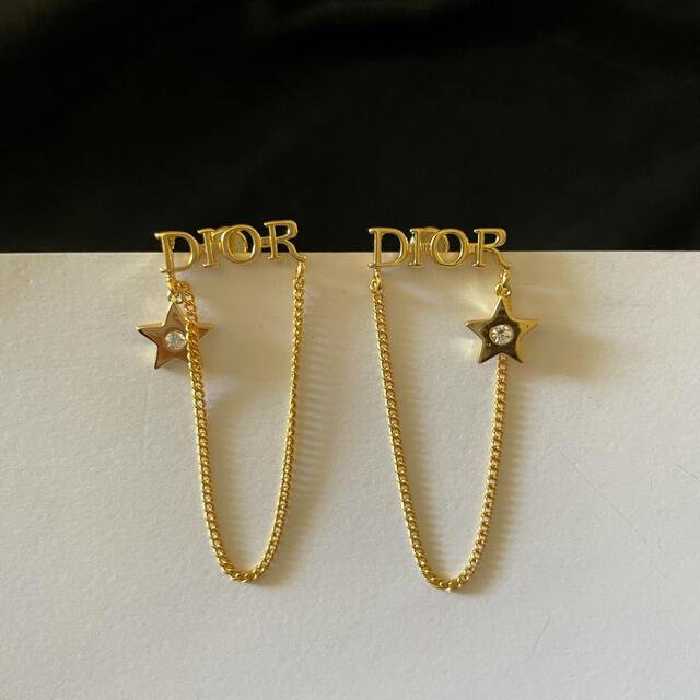 Dior(ディオール)のビンテージディオールピアス レディースのアクセサリー(ピアス)の商品写真