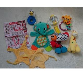 サッシー(Sassy)の赤ちゃん おもちゃ まとめ売り(がらがら/ラトル)