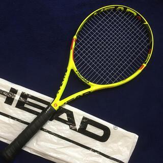 ヘッド(HEAD)のヘッド テニスラケット HEAD EXTREME PRO グリップ3(ラケット)