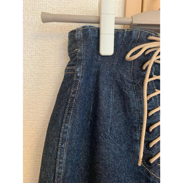 COCO DEAL(ココディール)のココディール デニムスカート レディースのスカート(ロングスカート)の商品写真