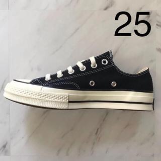 CONVERSE - converse コンバース チャックテイラー ct70 黒 ブラック 25