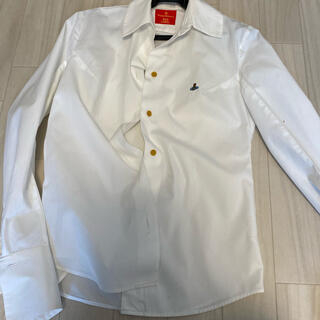 Vivienne Westwood - ヴィヴィアン ウエストウッド 白シャツ
