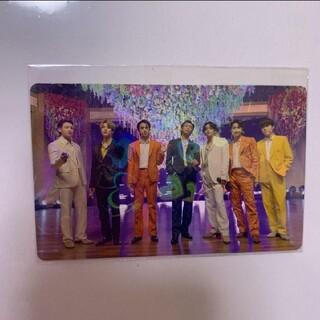 防弾少年団(BTS) - BE Deluxe Edition FC限定 ラキドロ トレカ オール