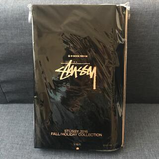 STUSSY -  新品■STUSSY/ステューシー 刺繍入り特大トートバッグ ブラック