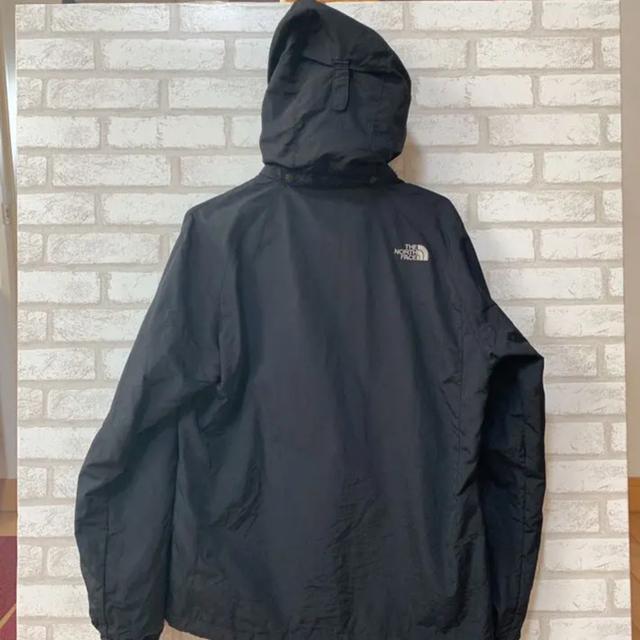 THE NORTH FACE(ザノースフェイス)のノースフェイス ブラック ウインドブレーカー メンズのジャケット/アウター(ナイロンジャケット)の商品写真