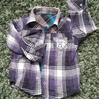 エーアーベー(eaB)のeaB♪シャツ90cm(Tシャツ/カットソー)