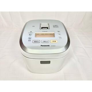 パナソニック(Panasonic)の【美品】 Panasonic SR-SB18VC-S 一升炊き(炊飯器)