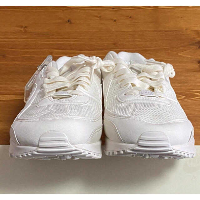 NIKE(ナイキ)の【新品】ナイキ エアマックス90 NRG 28.5 セイル オールホワイト メンズの靴/シューズ(スニーカー)の商品写真