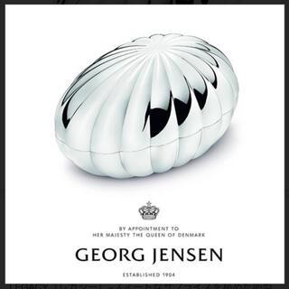 ジョージジェンセン(Georg Jensen)のジョージジェンセン レガシーシリーズ ボンボニエール S(収納/キッチン雑貨)