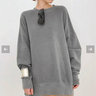 L'Appartement DEUXIEME CLASSE - 新品タグ付き【アール ジュビリー】Oversize Sweat Shirts