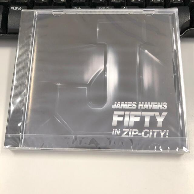 新品未開封 ジェイムスヘイブンスCD エンタメ/ホビーのCD(ポップス/ロック(洋楽))の商品写真