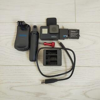 ゴープロ(GoPro)の【ニト様専用】gopro hero7Black+付属品(コンパクトデジタルカメラ)