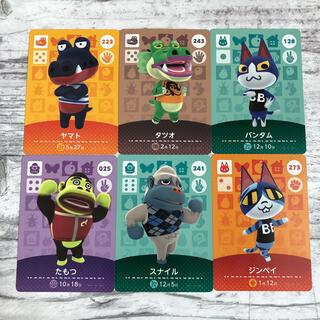 任天堂 - amiibo カード * 6枚セット