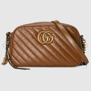 Gucci - GUCCI グッチバッグ GGマーモントキルティング スモール ショルダーバッグ