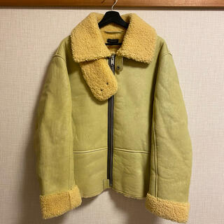 YEEZY SEASON 3 ムートンボアジャケット 購入金額約20万円