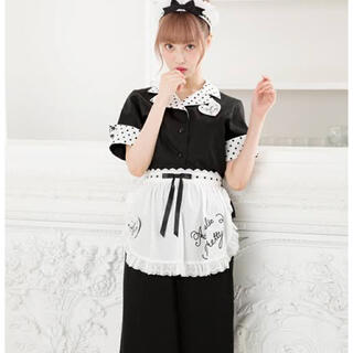 アンジェリックプリティー(Angelic Pretty)のアンジェリックプリティ milkshake黒セット(セット/コーデ)