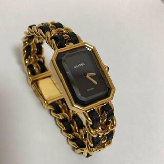CHANEL - ヴィンテージ CHANEL プルミエール 腕時計