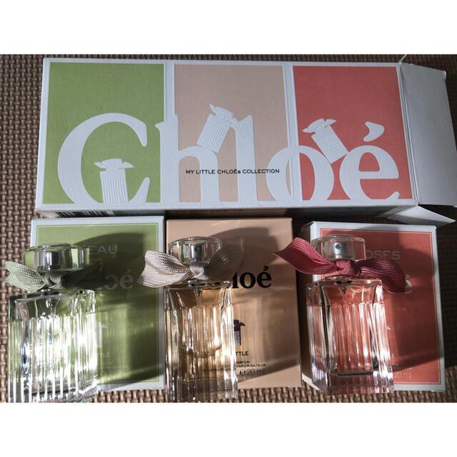 Chloe(クロエ)のChloe 香水セット コスメ/美容の香水(香水(女性用))の商品写真