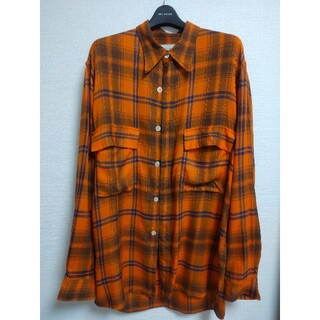 JOHN LAWRENCE SULLIVAN - BED j.w. FORD Over sized check blouse 0