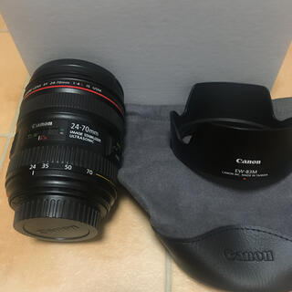Canon - Canon 24-70mm F4 L IS 美品