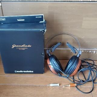 オーディオテクニカ(audio-technica)のATH-W1000X ヘッドホン(ヘッドフォン/イヤフォン)