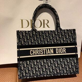 Dior - DIOR BOOK TOTE スモールバック