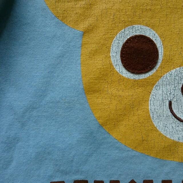 mikihouse(ミキハウス)のミキハウス  長袖☆連休値下げ☆ キッズ/ベビー/マタニティのベビー服(~85cm)(シャツ/カットソー)の商品写真