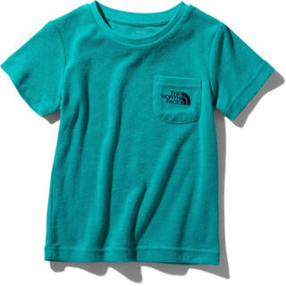THE NORTH FACE - THE NORTH FACE ノースフェイス キッズ パイルTシャツ 未使用
