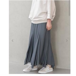IENA - イエナ ジョーゼットランダム フレアスカート 新作 18700円
